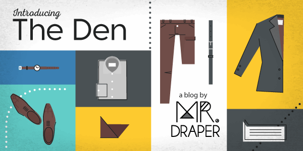 Introducing the Mr. Draper Blog