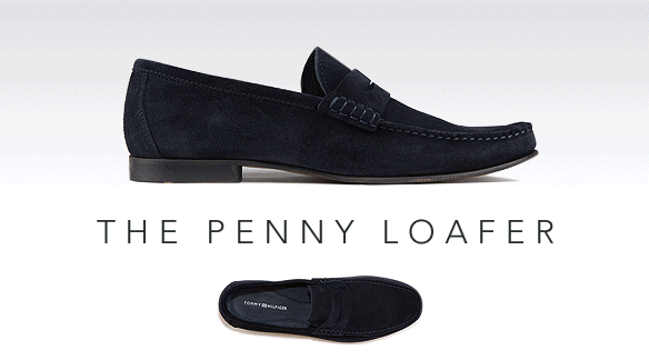 Penny Loafer - Stylist Advice