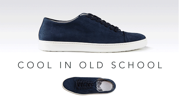 Cool in old school - Stylist Advice