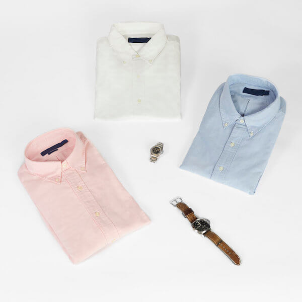 Business_Casual_Mens_Button_down_shirts_and_polos