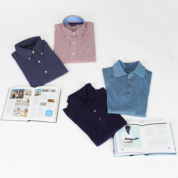 Business Casual Mens Polos