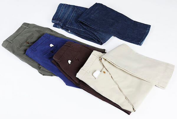 Business Casual Mens Chinos and Jeans