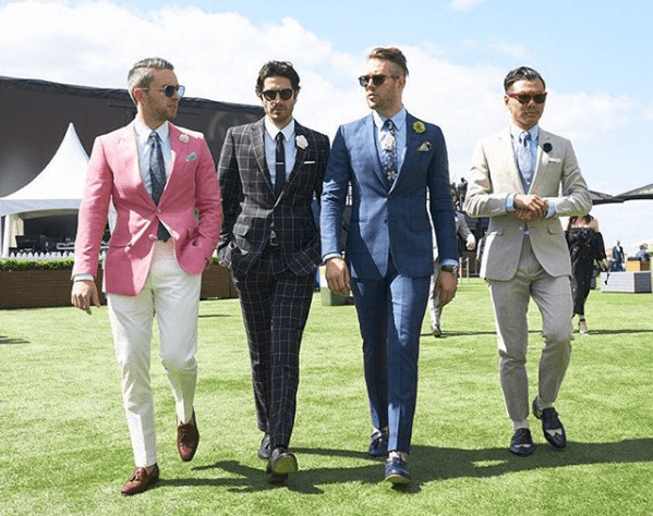 Tailoring for the races - Dubai World Cup
