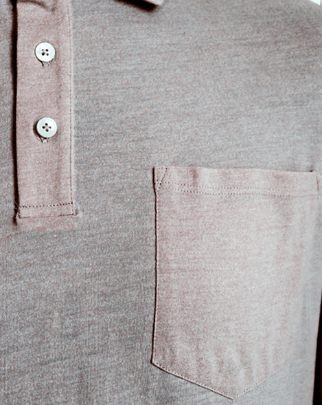 Polo Shirt with a pocket