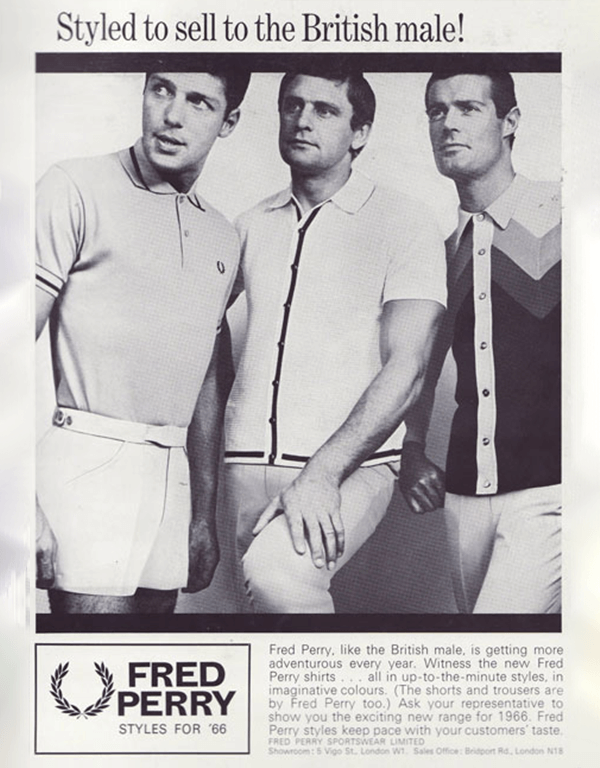 Classic Fred Perry's