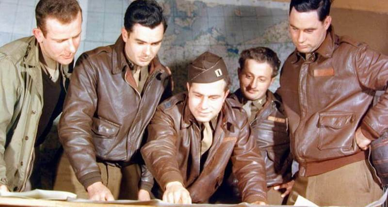 Leather Jackets Initially created for aviators in the army during World War II