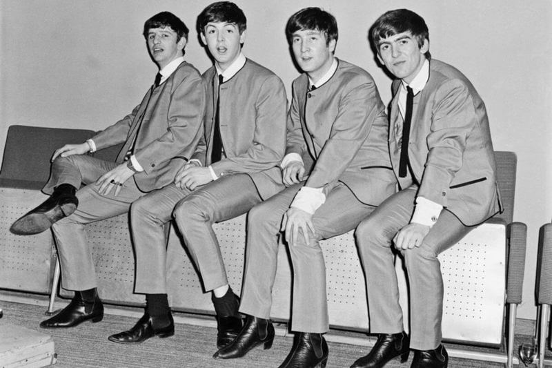 The Beatles In Chelsea Boots